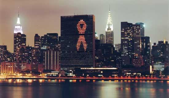 ربان قرمز- روز جهانی ایدز