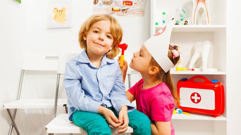 با کودک در مورد اندام های جنسی خصوصی حرف بزنید