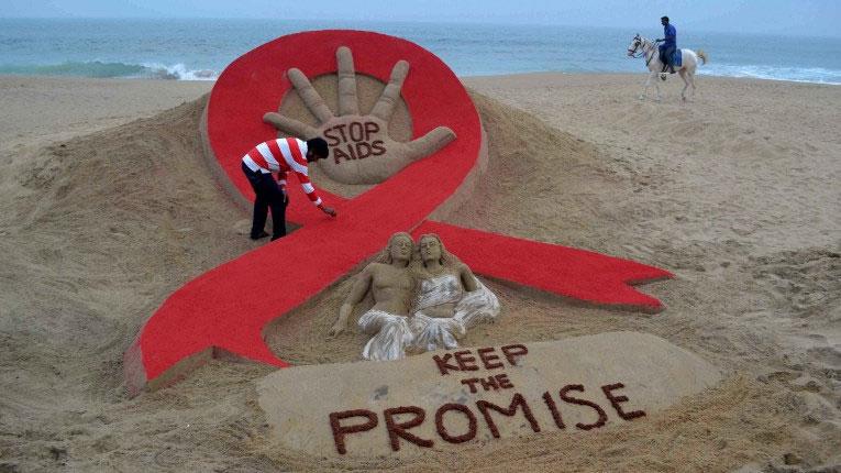 اقدامات جهانی در روز جهانی ایدز