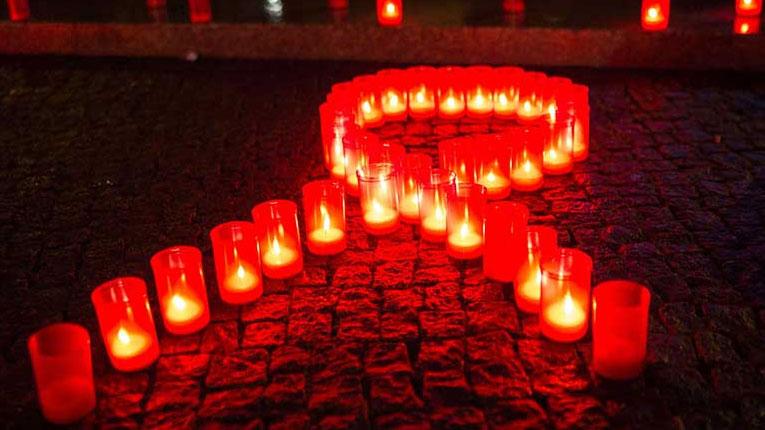 اقدامات جهانی برای آشنایی با ایدز