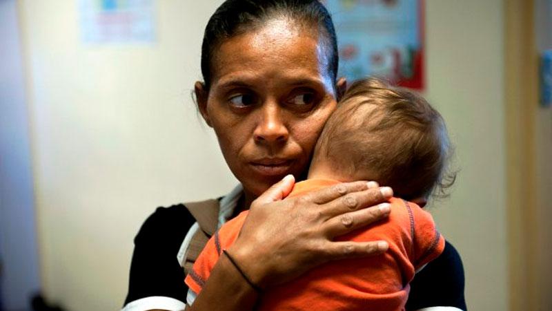 عفونت بدنی اولین علامت بروز ایدز در کودکان