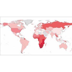 آمار ایدز