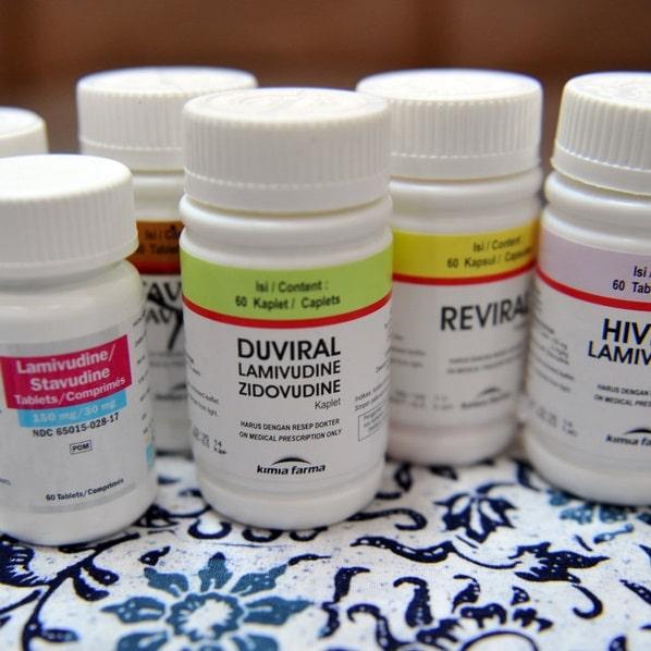 درمان اچآیوی