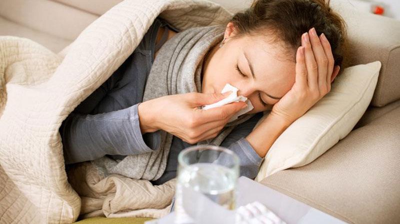 تب و لرز در سرماخوردگی ایدز