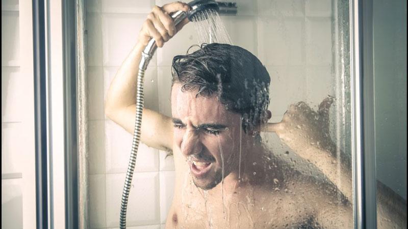 دوش گرفتن قبل از رابطه جنسی