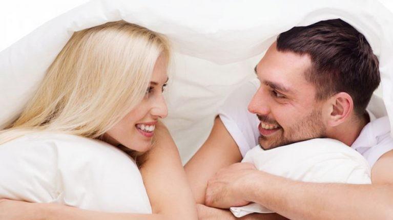 لذت بیشتر در روابط زناشویی