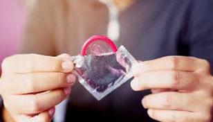 عدم انتقال ایدز با کاندوم
